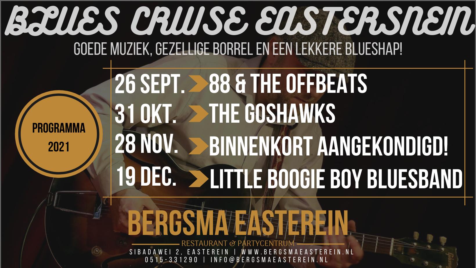 Blues Cruise 2021